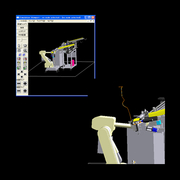 3D Pipe Bending Interference Simulation System