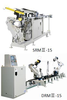 RM型ロボットベンダーシリーズ